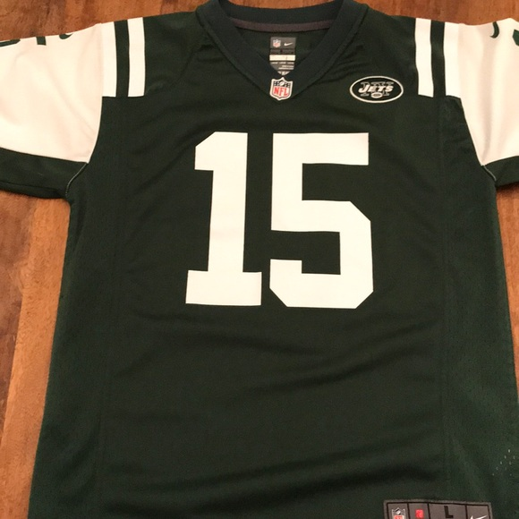 best service 176fb c419b Nike Tim Tebow kid's New York Jets jersey
